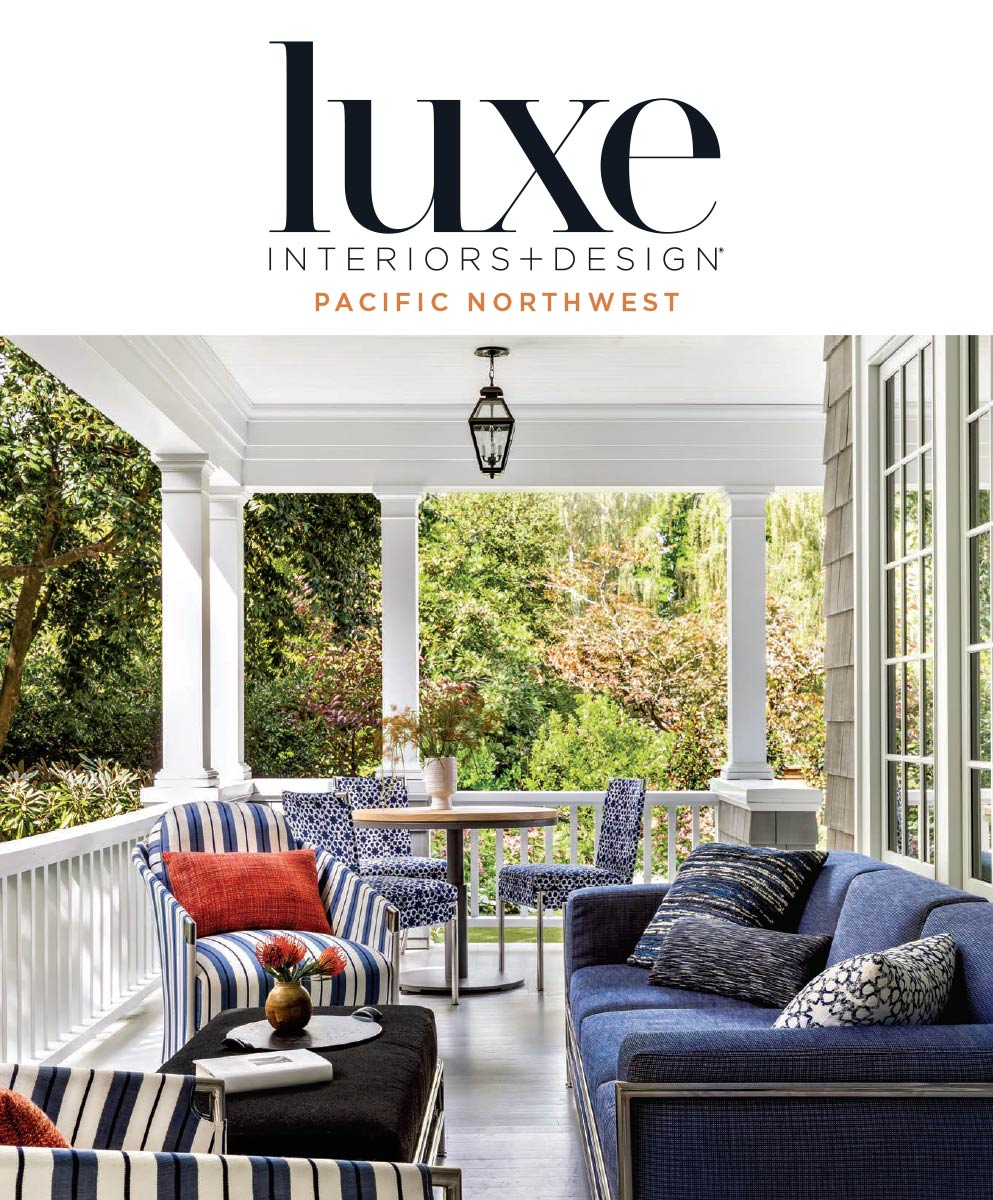 Luxe Magazine Cover - August 2021