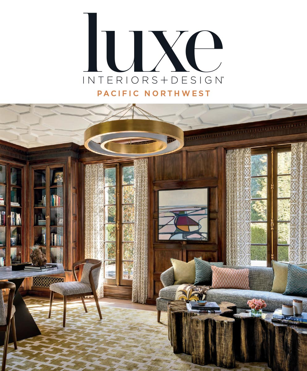 Luxe Magazine Cover - Sep/Oct 2021